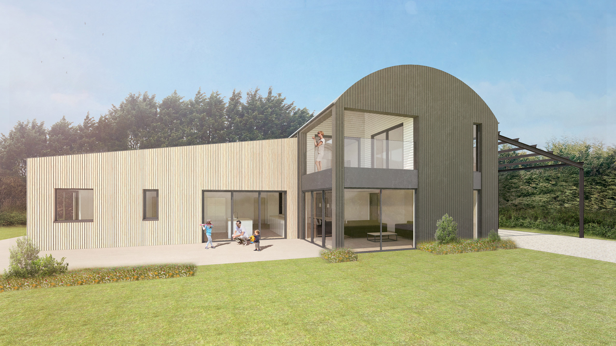 News Peregrine Mears Architects