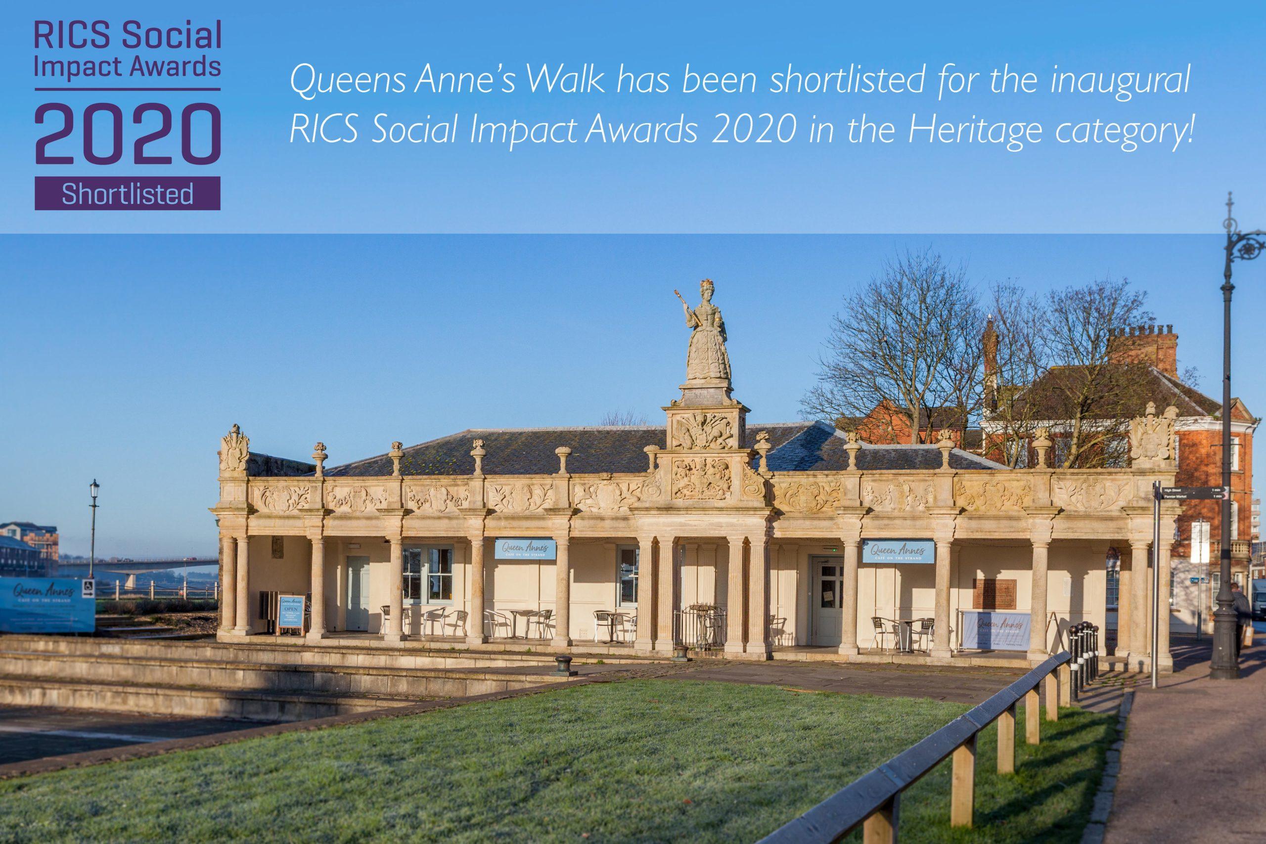 Queen Anne's Walk